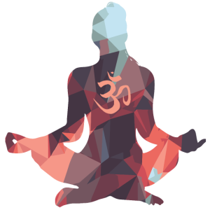 Om Yoga Geschenk Meditation Hinduismus Buddha