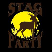 Stag Party JGA - Junggesellenabschied - Geschenk