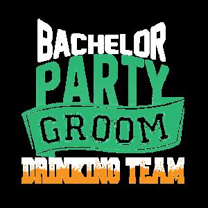 Junggesellenabschied - Bachelor - Bräutigam - JGA