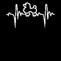 Dog 21 Hobby Heartbeat Gift