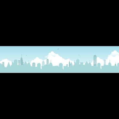 Horizont -  - Stadt,Wolken,freedesigns17