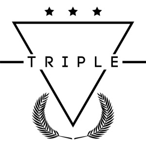 NEW TRIPLE LOGO Design 1