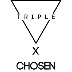 NEW TRIPLE LOGO Design X Chosen