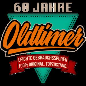 Oldtimer 60 Jahre