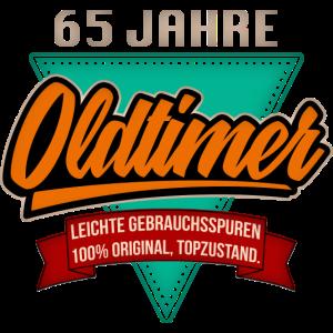 Oldtimer 65 Jahre