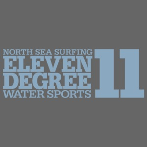 Surfing - eleven degree watersports (light blue)