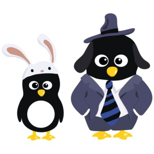 Pingouins and Max