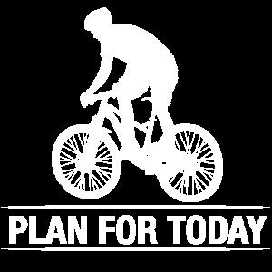 Plan for today - Montainbike / Radsport Shirt!