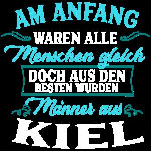 Männer aus Kiel Geschenk Deutschland Stadt