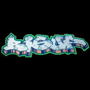 BIGUP Chrome Bombing Graffiti Streetart Style