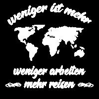 T-Shirt Reisen, Abenteuer