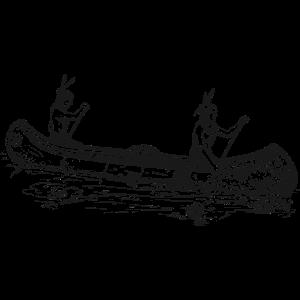 Indianer-im-Kanu-einzel-0
