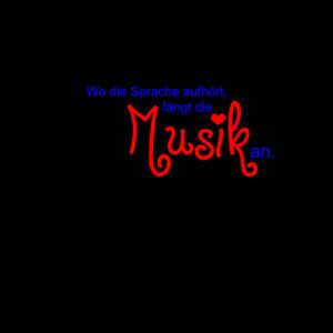 Musik machen, Musik hören, Musik, Musiker ♪