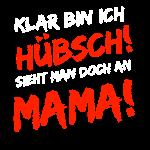 huebsche mama