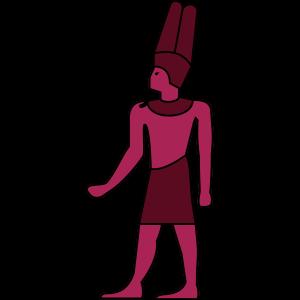 ägyptischer Gott min