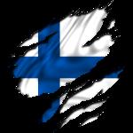 finland finnland flagge