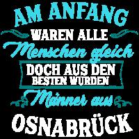 Männer aus Osnabrück Geschenk Deutschland Stadt