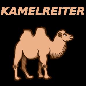 Kamel - Kamele - Geschenk