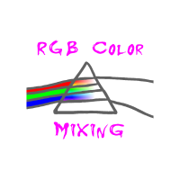 RGB Color Mixing -