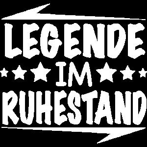 Rentner Legende im Ruhestand