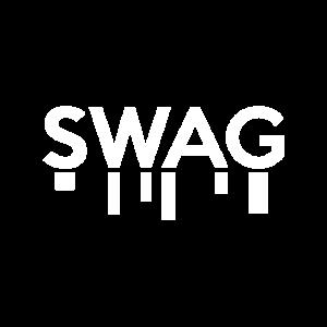 Weiße Edition des 2018 Swagshirts