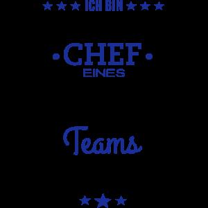 Ungeheuer fantastisches Team - Chef - Schürze 2C