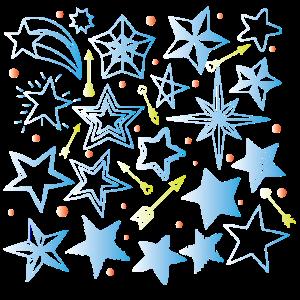 Viele Sterne Design