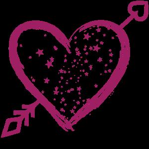 Das beliebte große Herz