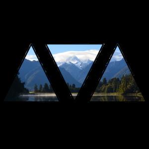 Neuseeland - Lake Matheson - Abenteuerz