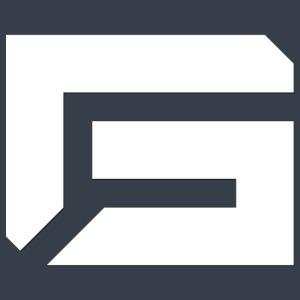 G Logo White