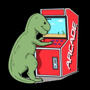 T-rex-arcade