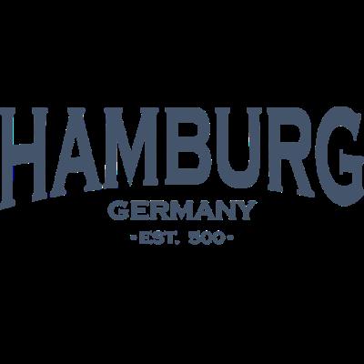 Hamburg - Das T-Shirt zur Stadt Hamburg - Hamburg,Hamburg hafen,Hamburger