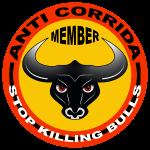 Töten stoppen Anti Stierkampf Stier