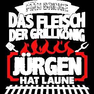 JÜRGEN - Grill