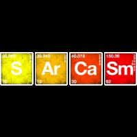 Sarkasmus Periodensystem der Elemente PSE Chemie