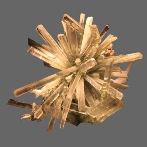 Gips Mineral Gestein Kristall