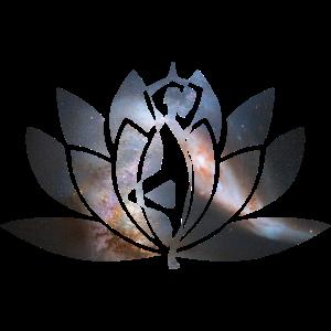 Yoga Lotusblüte