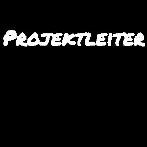 Projektleiter (Permanent Marker/weiß)