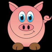 süßes Schwein