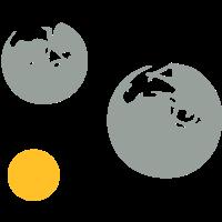 Petanque Ball cochonnet1512