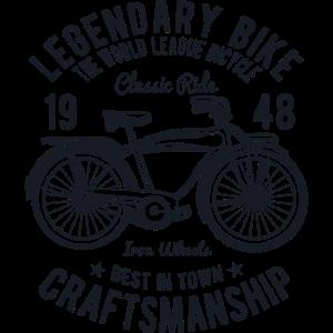 legendäres Fahrrad