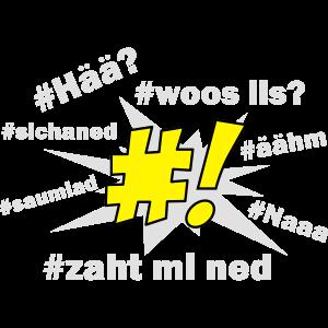 hashtags - Antworten Jugendlicher