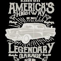 Amerika Autobahn