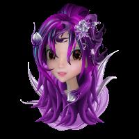 Maga Girl lila