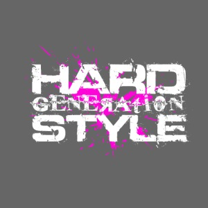 harder'z girls power Manches longues