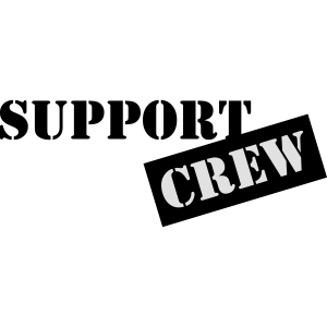 support crew