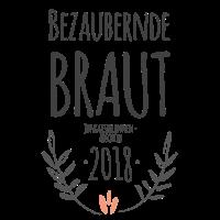 Bezaubernde Braut 2018
