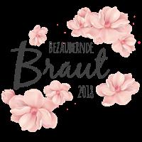 Bezaubernde Braut Blumen
