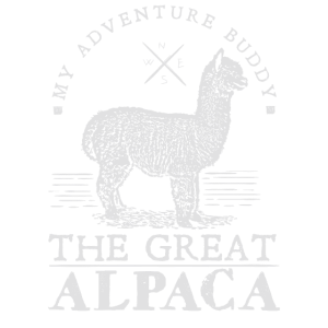 Adventure Buddy Great Alpaca Geschenk