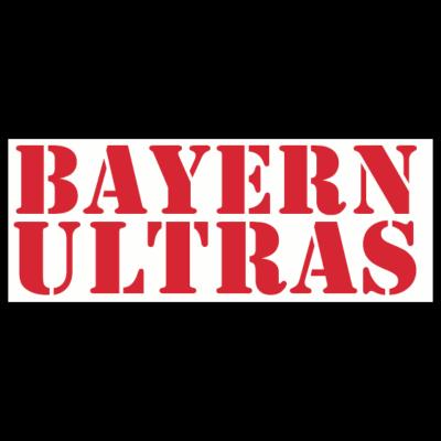Ultras Bayern - Das optimale T-Shirt für alle treuen Anhänger des Rekordmeisters aus München! - Ultras,Südkurve,Robben,Ribery,Rekordmeister,Oktoberfest,München,Fußball,Fanstyle,Fan,Deutschland,Bayern,Allianzarena